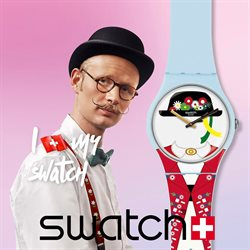 Offers from Swatch in the Kuala Lumpur leaflet