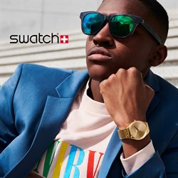Jewellery & Watches offers in the Swatch catalogue in Kuala Lumpur