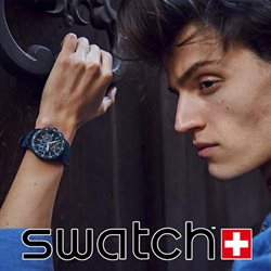 Jewellery & Watches offers in the Swatch catalogue in Johor Bahru