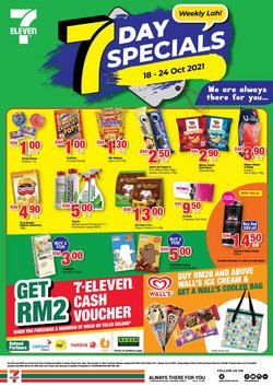 7 Eleven offers in 7 Eleven catalogue ( Expires today)