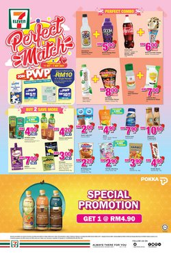 7 Eleven offers in 7 Eleven catalogue ( 14 days left)