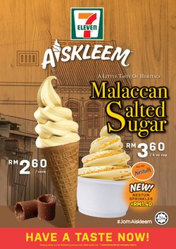 7 Eleven offers in 7 Eleven catalogue ( More than a month)