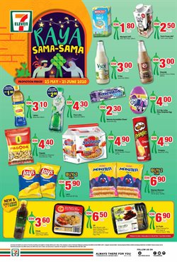 7 Eleven catalogue in Kuala Lumpur ( Published today )