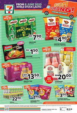 7 Eleven catalogue in Ipoh ( Expires tomorrow )