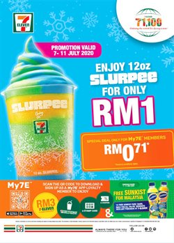 7 Eleven catalogue in Kedah ( Expires today )