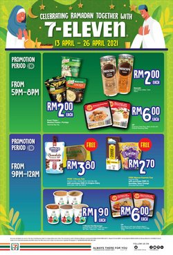 Ramadan offers in 7 Eleven catalogue ( 20 days left)