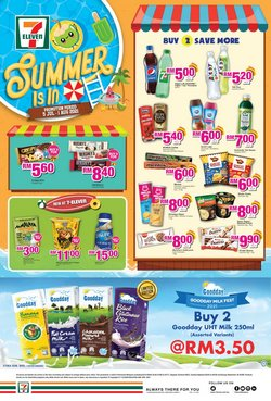 7 Eleven offers in 7 Eleven catalogue ( 8 days left)