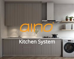 Offers from Aino Living in the Sunway-Subang Jaya  leaflet