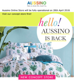 Offers from Aussino in the Kuala Lumpur leaflet