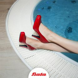 Clothes, shoes & accessories offers in the Bata catalogue in Petaling Jaya ( 1 day ago )