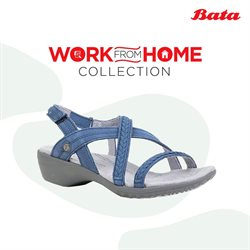 Clothes, shoes & accessories offers in the Bata catalogue in Johor Bahru ( 2 days ago )