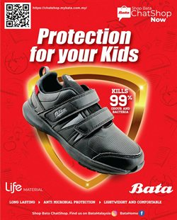 Back to School offers in Bata catalogue ( 12 days left)