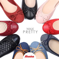 Offers from Bata in the Kuching leaflet