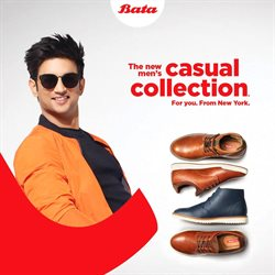 Offers from Bata in the Johor Bahru leaflet