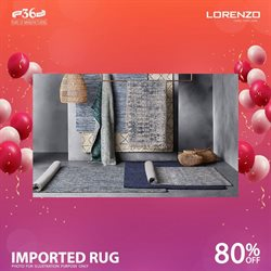 Home & Furniture offers in the Lorenzo catalogue in Petaling Jaya