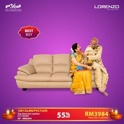 Home & Furniture offers in the Lorenzo catalogue in Kuantan