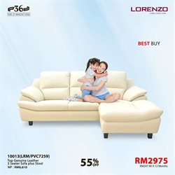 Home & Furniture offers in the Lorenzo catalogue in Sunway-Subang Jaya