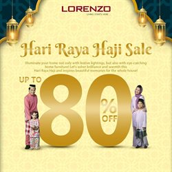 Lorenzo catalogue in Shah Alam ( 18 days left )