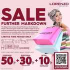 Lorenzo catalogue in Penang ( Expired )