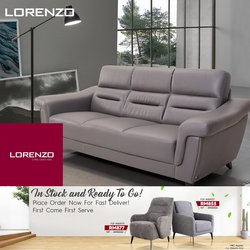 Home & Furniture offers in Lorenzo catalogue ( 10 days left)