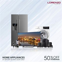 Gurney Plaza offers in the Lorenzo catalogue in Penang