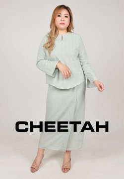 Cheetah offers in Cheetah catalogue ( 16 days left)