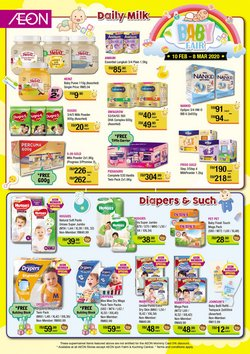 AEON Shopping Centre catalogue in Ipoh ( 11 days left )