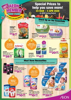 AEON Shopping Centre catalogue in Kuala Lumpur ( 3 days left )