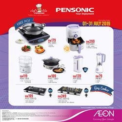 Offers from AEON Shopping Centre in the Klang leaflet