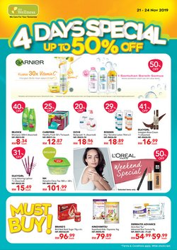Perfume & Beauty offers in the AEON Wellness catalogue in Ipoh