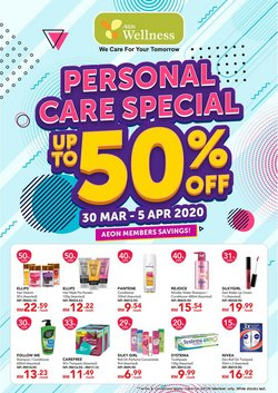 AEON Wellness catalogue ( Expires today )