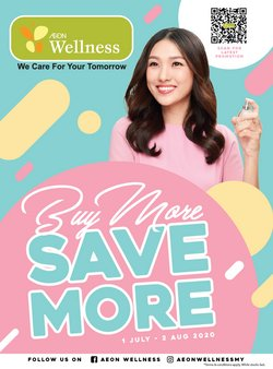 AEON Wellness catalogue in Penang ( 19 days left )