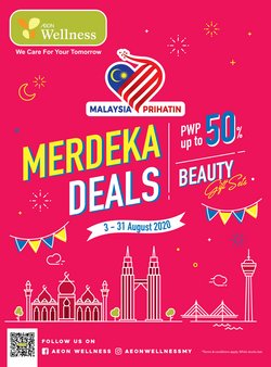 Perfume & Beauty offers in the AEON Wellness catalogue in Seremban ( 2 days ago )