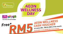 Tasek Central offers in the AEON Wellness catalogue in Johor Bahru