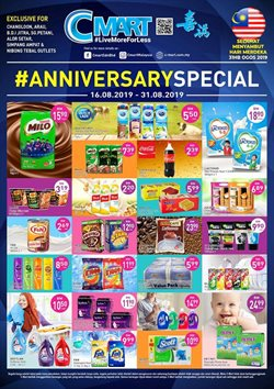 Offers from Cmart in the Sunway-Subang Jaya  leaflet
