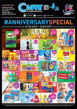 Offers from Cmart in the Petaling Jaya leaflet