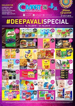 Offers from Cmart in the Kuala Lumpur leaflet