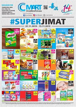 Offers from Cmart in the Penang leaflet