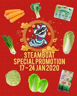 Supermarkets offers in the Cmart catalogue in Shah Alam