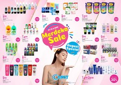 Supermarkets offers in Cmart catalogue ( 1 day ago)