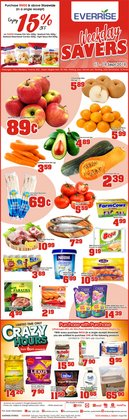 Offers from Everrise in the Kota Kinabalu leaflet