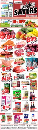 Supermarkets offers in Everrise catalogue ( Expires tomorrow)