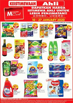 Offers from Milimewa in the Kota Kinabalu leaflet