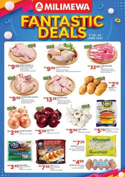 Supermarkets offers in Milimewa catalogue ( 3 days left)