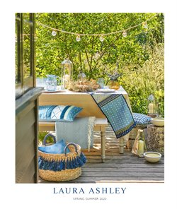Laura Ashley catalogue ( More than a month )