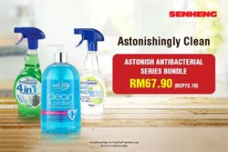Electronics & Appliances offers in the senQ catalogue in Klang ( 3 days ago )