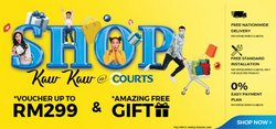 Electronics & Appliances offers in Courts catalogue ( 9 days left)