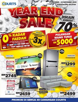 Electronics & Appliances offers in Courts catalogue ( Expires today)