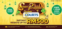 Courts offers in Courts catalogue ( Expired)