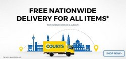 Electronics & Appliances offers in Courts catalogue ( Expires tomorrow)